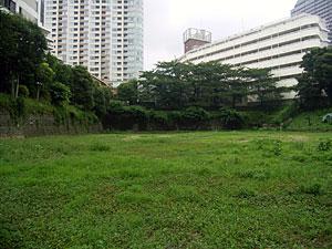 赤坂台町アパート跡