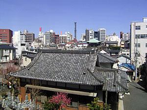 須賀神社から