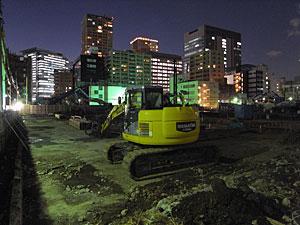 北品川五丁目再開発