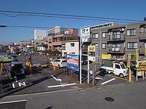 羽田空港駅跡地
