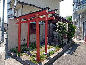 小林稲荷神社(東矢口)