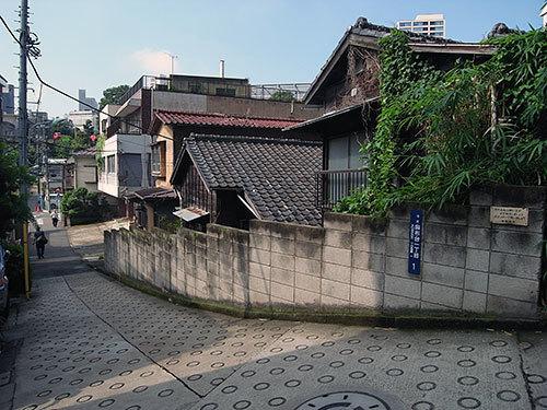 稲荷坂(麻布台1丁目)
