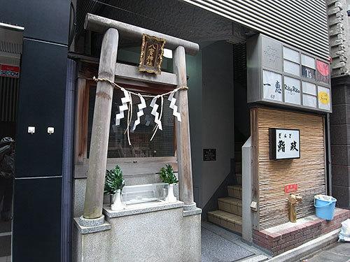 八官神社(銀座8丁目)