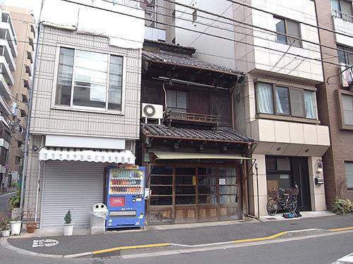 元長屋(築地)