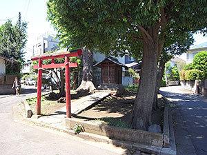 稲荷神社(宮坂3丁目)