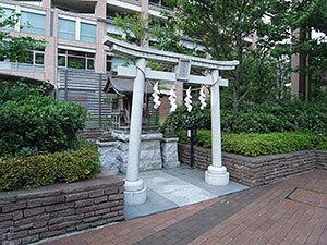 銀杏稲荷大明神(三田)