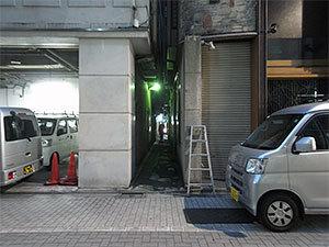 出世街道(銀座)入口