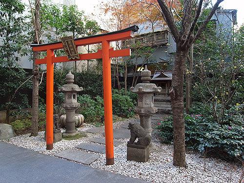 安平神社(銀座)