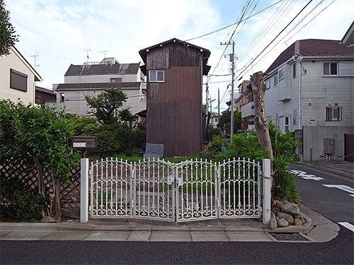 1薄い家(駒沢)