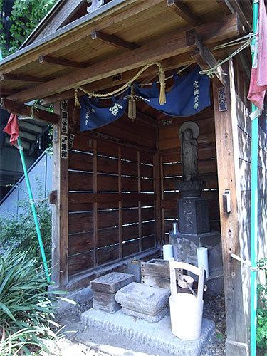 宝地蔵尊(八丁堀)