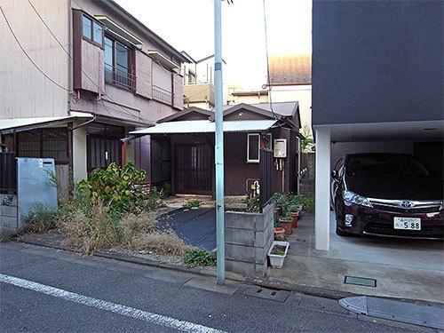 小さい家(豊町)