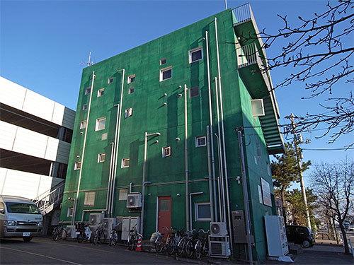 羽田交通本社ビル(京浜島)
