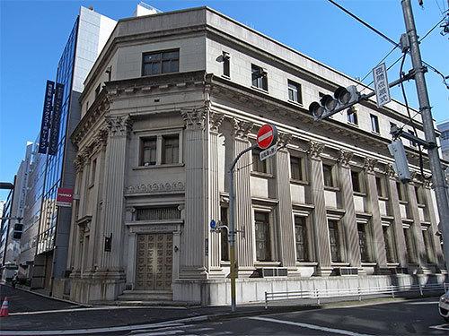 ハリオ本社ビル(日本橋富沢町)