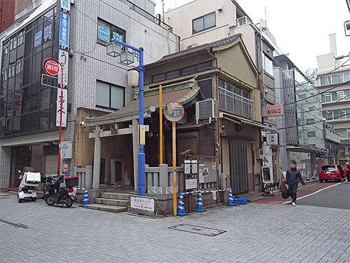 佐竹稲荷神社(内神田)