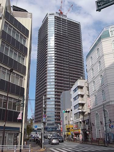 パークシティ武蔵小山ザタワー