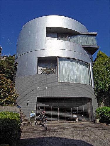円筒形住宅