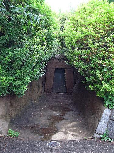 鵜の木一丁目横穴墓群6号墓