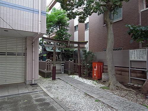 御嶽神社(大田区千鳥)