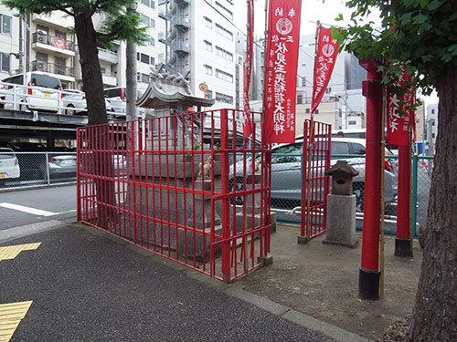 伏見玉光稲荷神社(大井)