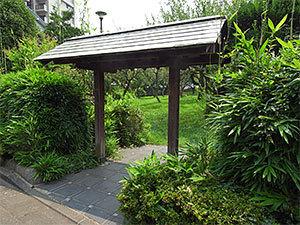 桜梅公園入口(大森南)