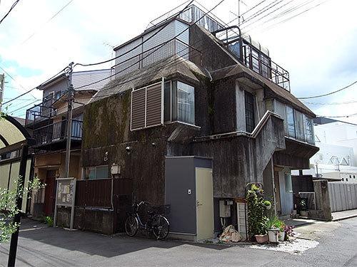 要塞の家(小山)