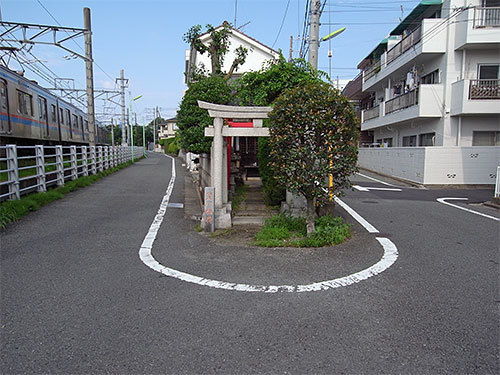 豊川稲荷(奥沢)