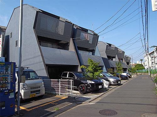 分譲住宅(石川町)