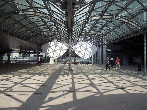 旧東急東横線渋谷駅ホーム