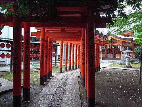 豊栄稲荷神社(渋谷)