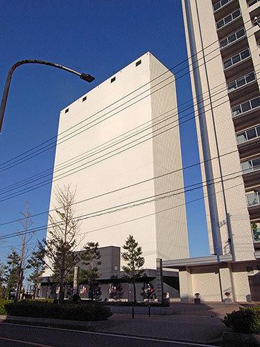 アクアリーナ川崎アズリーノタワーの駐車場