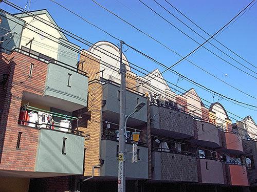 看板建築風建売住宅(大森西)