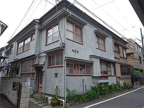 龍宮城アパートメント(大森北)