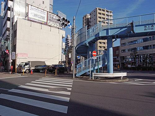 時代屋跡地(大井)
