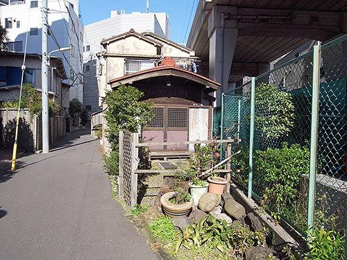 妙法稲荷神社(東大井)