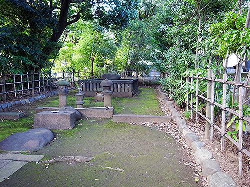 沢庵和尚のお墓