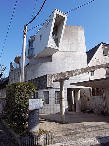 安田眼科医院と倉田百三(南馬込)