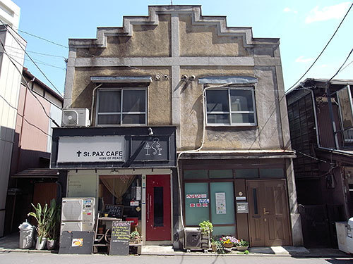 看板建築(三軒茶屋)