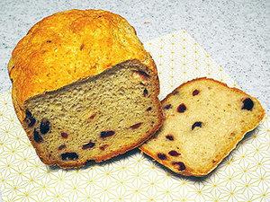 クランベリー玄米パン