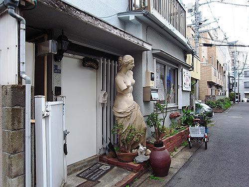 ミロのヴィーナスのある家(小山)