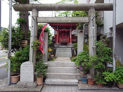 亀塚稲荷神社(三田)