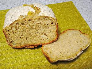 ポテト玄米パン