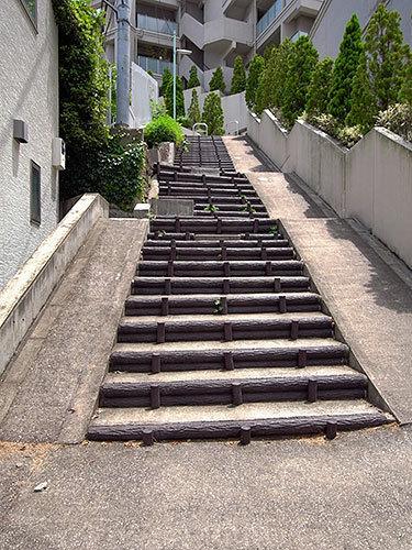 階段(北品川)