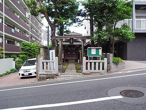 古寿老稲荷神社(高輪)