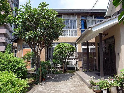 願海寺洋館(三田)