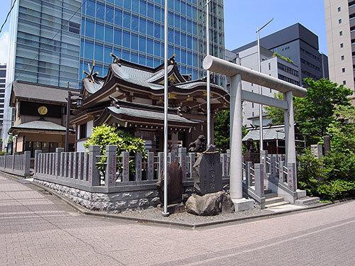御穂鹿嶋神社(芝)