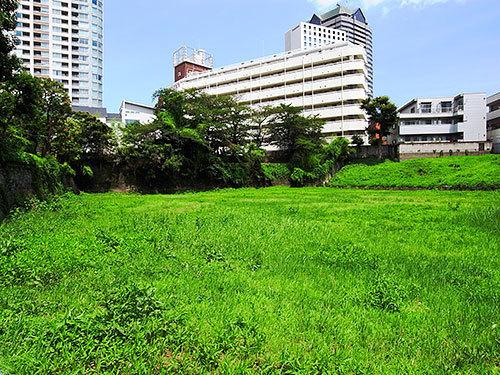 赤坂台町アパート跡地
