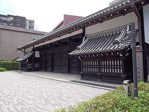 武家屋敷門(赤坂)