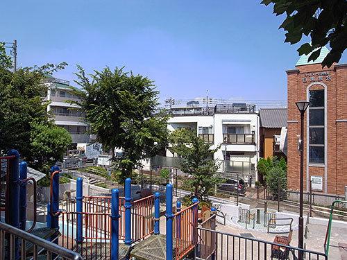 上四児童遊園(上目黒)