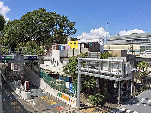 撮影スタジオ(千駄ヶ谷)