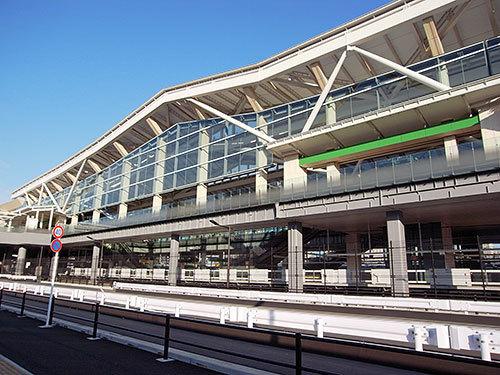 高輪ゲートウェイ駅(港南)